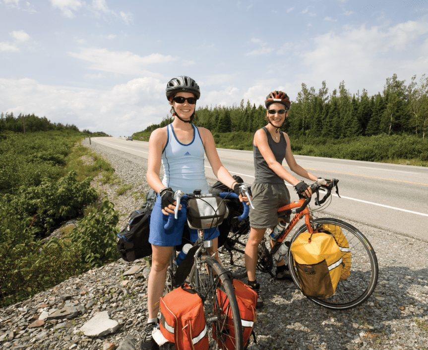 Biking and Cyclists in Newfoundland