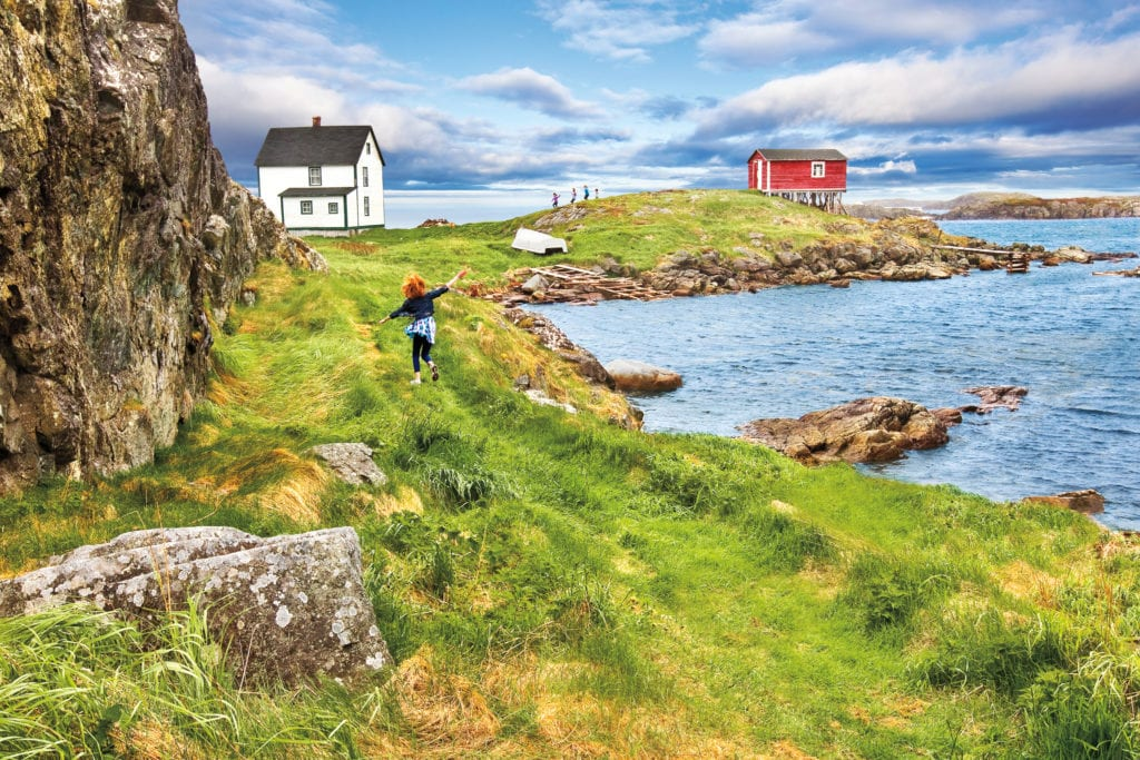 What do you want to do with you visit Newfoundland during the Altantic Bubble?